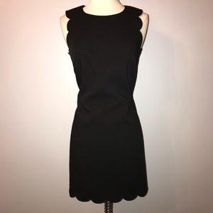 J Crew black sleeveless dress 4